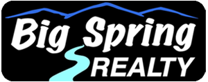 Big Spring Realty Logo