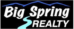 Big Spring Realty Logo